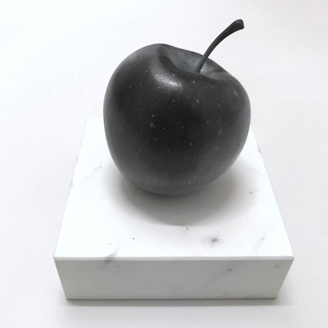 Apple (B&W)