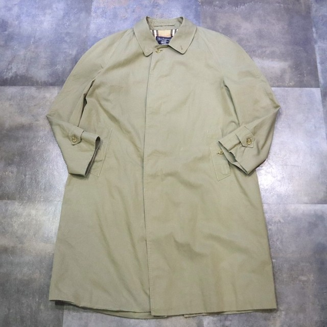 made in England Burberry coat