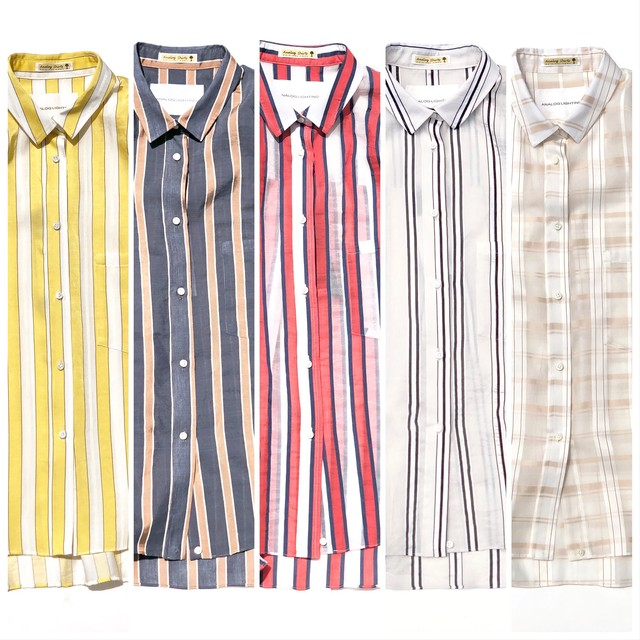 Yutori Shirts/STRIPES
