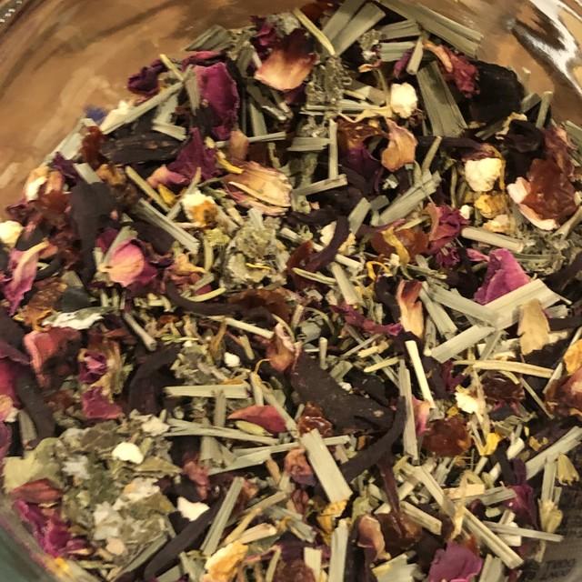 有機薬草茶 ホルモンバランス(ティーパック3包)