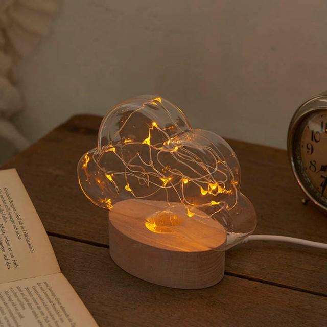 LEDクラウドランプ