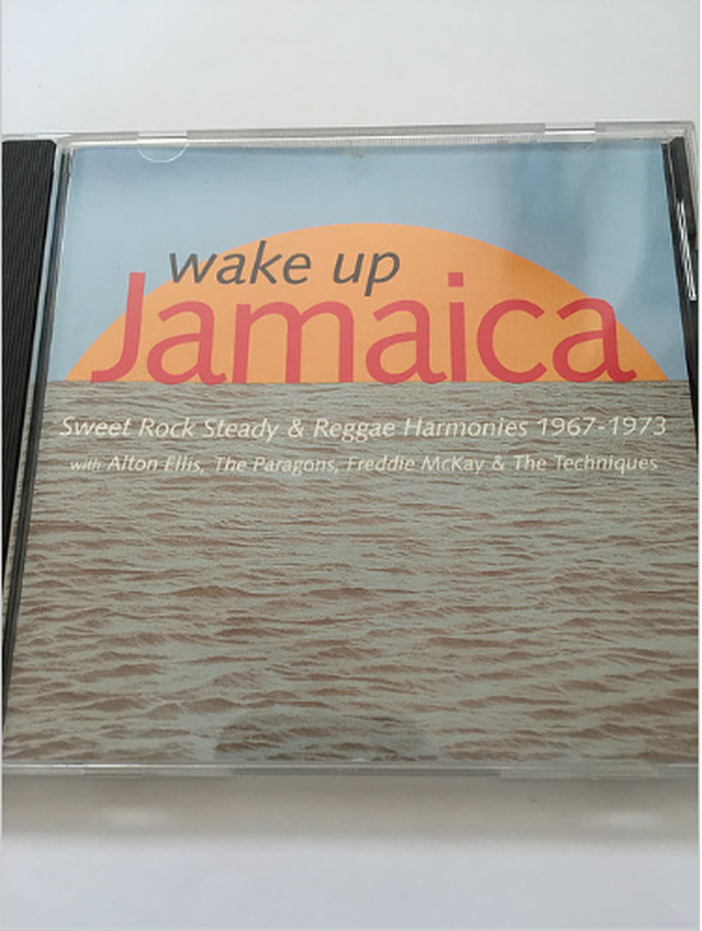 Various Artists - Wake Up Jamaica Part 1【CD】