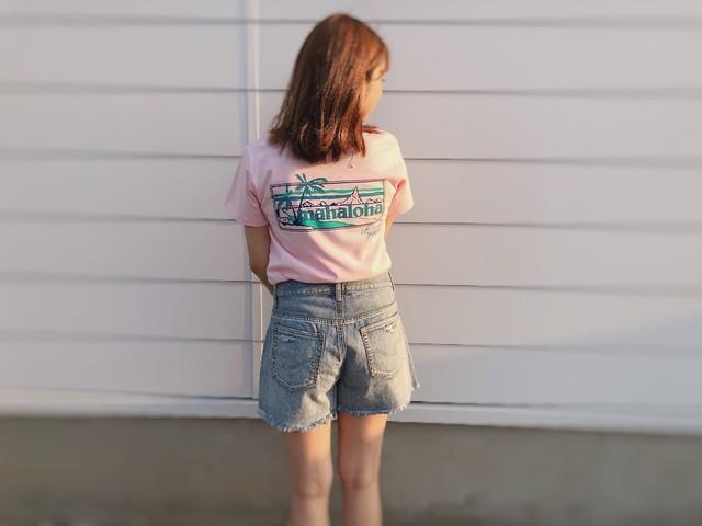 8/11(土)21時発売!レディースmahaloha Tシャツ ¥3900+tax