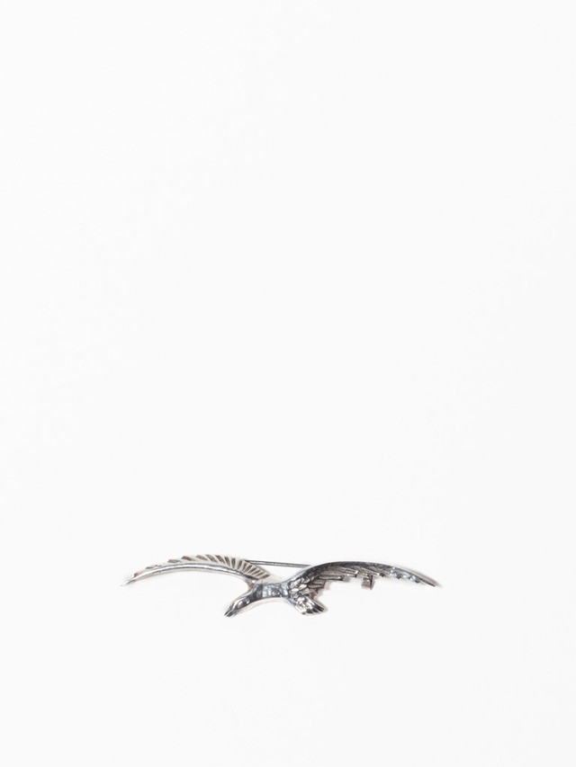 Seagull Pin Brooch / Mexico