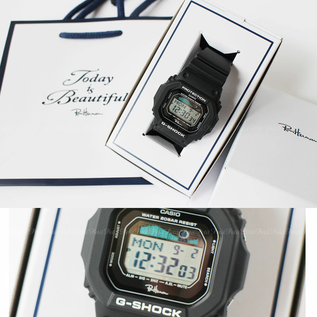 Ron Herman ロンハーマン 別注Casio G‐Shock/GLX-5600 10周年記念モデル 新品 正規品