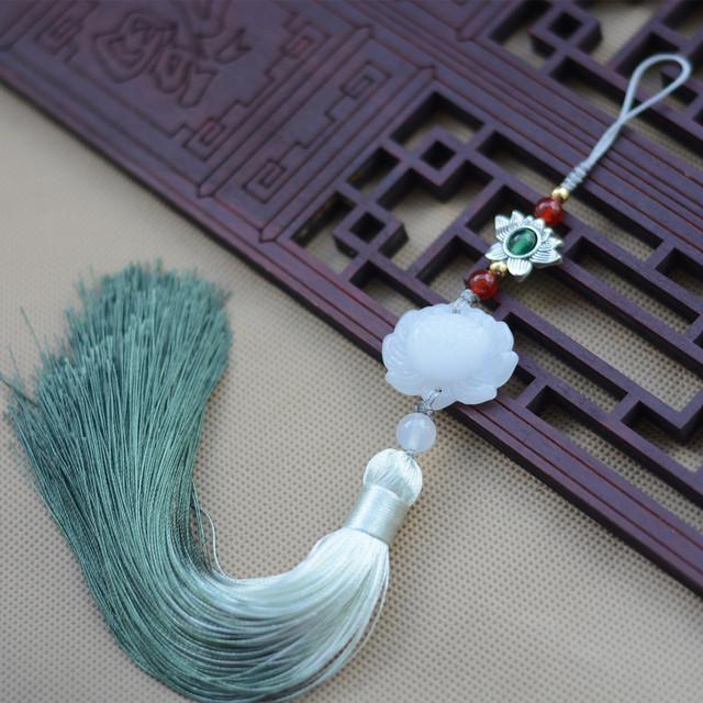 飾り物 アクセサリー 唐装用 漢服用 チャイナ風 扇子用 バッグ用飾り物 古風 10color 激安 人気商品