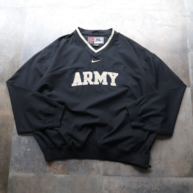 NIKE ARMY nylon pull over