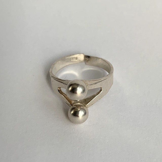 Silver925 Vintage Ring _02(ヴィンテージ シルバーリング)