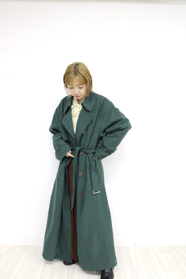 design trench coat / 1AWOU11-07