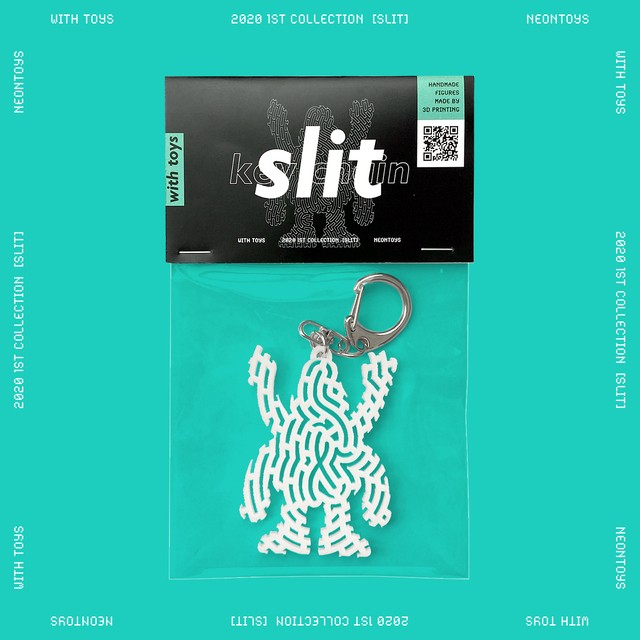 SLIT - KEY CHAIN