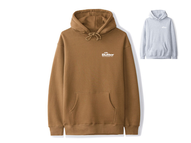 BUTTERGOODS|Incorporated Pullover Hood