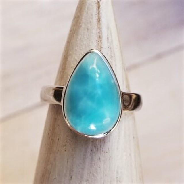 Larimar Ring 18388983-a