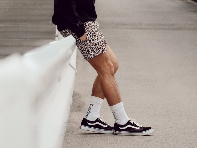 ThreeArrows Leopard Shorts(leopard)