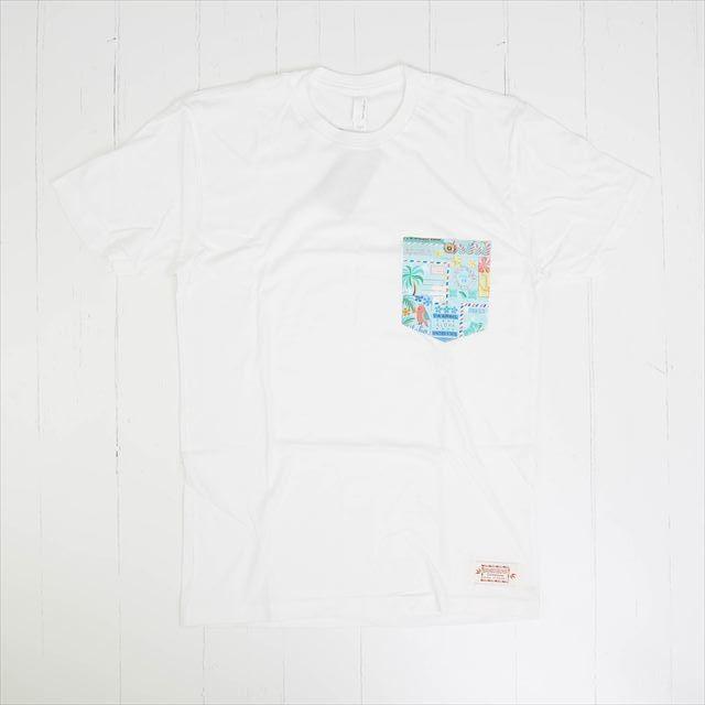 レディース Tシャツ(ティール)サイズS/POSTMARK-HAWAII-W1118 T S Wahine
