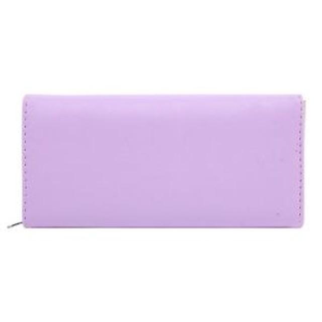 【送料無料】エンボスクラッチdamara womens cute cat embossed multilayer clutch wallet,purple