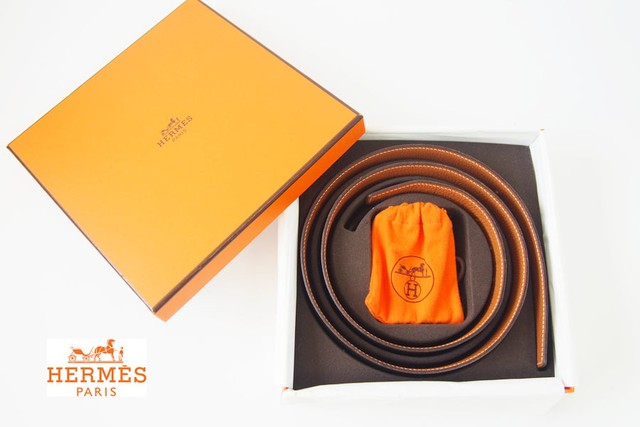 【Sold Out】【中古】エルメス|HERMES|リバーシブルベルト|90