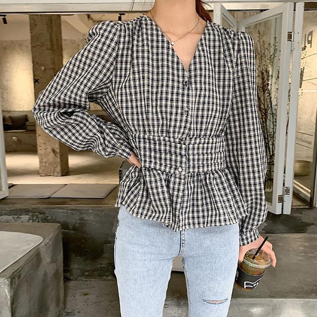 blouse YL2679