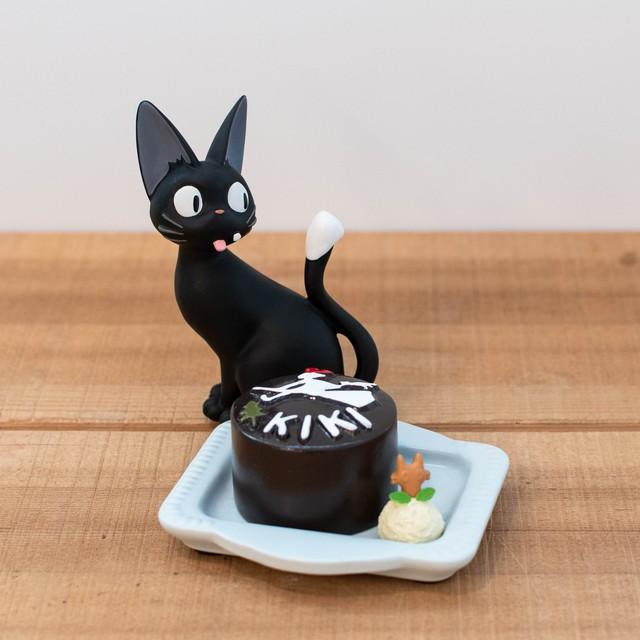 【公開30周年限定】魔女の宅急便 小物入れ(キキのチョコケーキ)