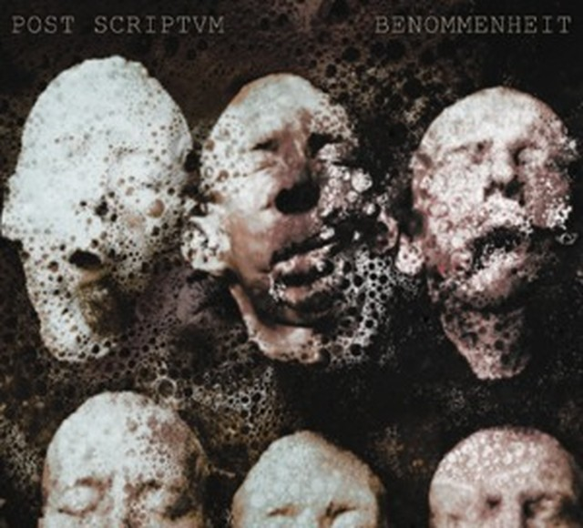 Post Scriptvm - Benommenheit. CD - メイン画像