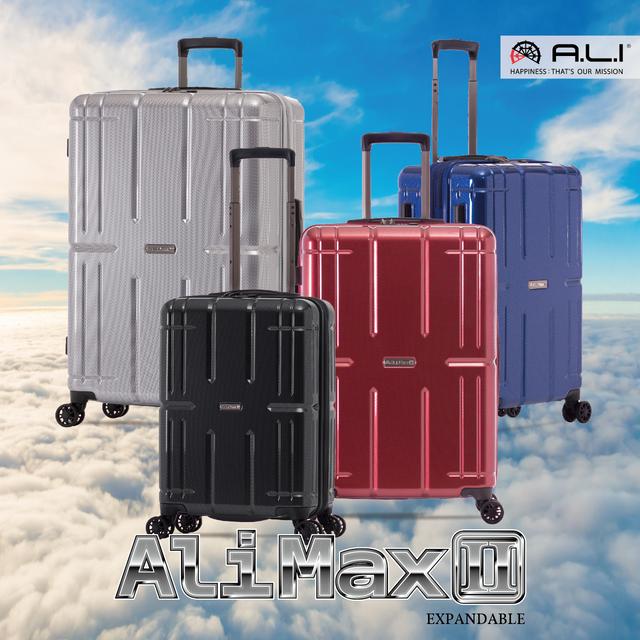 Ali-Max2 ファスナータイプ 【3〜4泊推奨】 Ali-011-22W