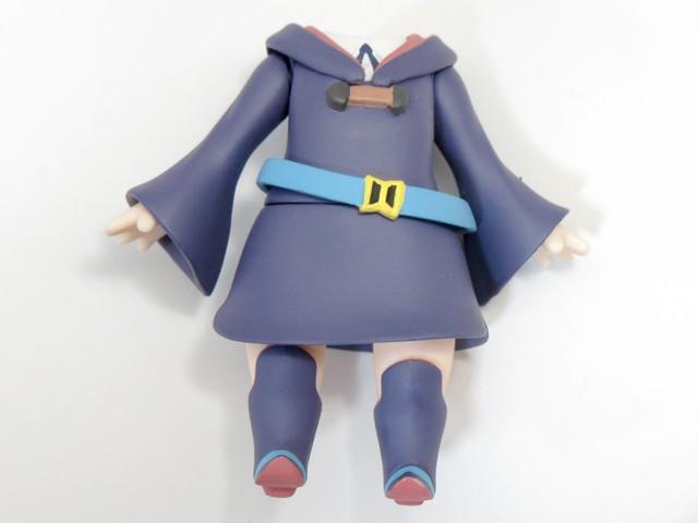 【957】 ダイアナ・キャベンディッシュ  体パーツ 魔法使いの服 ねんどろいど