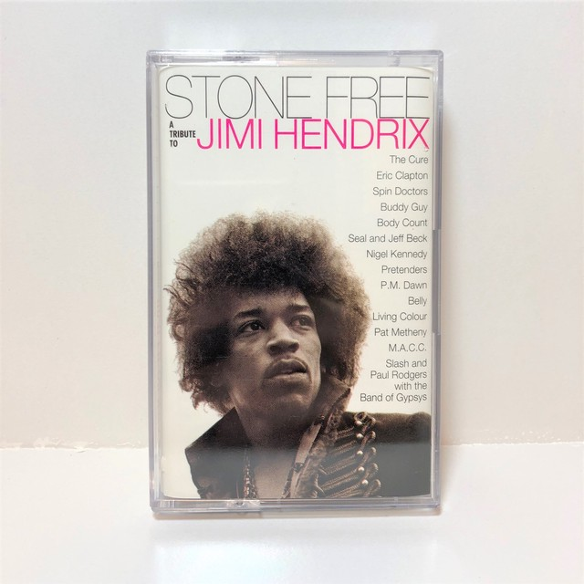 [中古カセット]  Various ‎– Stone Free (A Tribute To Jimi Hendrix)