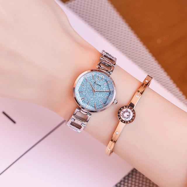 Kimio AF-6235(Blue) レディース腕時計