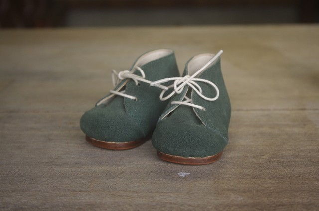memorial shoes (FOREST-GREEN)