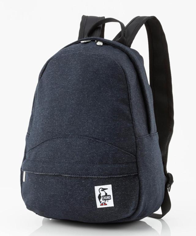 2018年春夏新作 CHUMS (チャムス) Sandy Small Day Pack (サンディースモールデイパック) Black (ブラック)