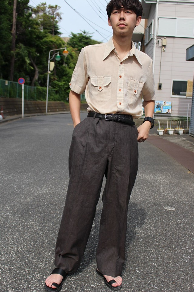 Christian Dior Wide Slacks Pants