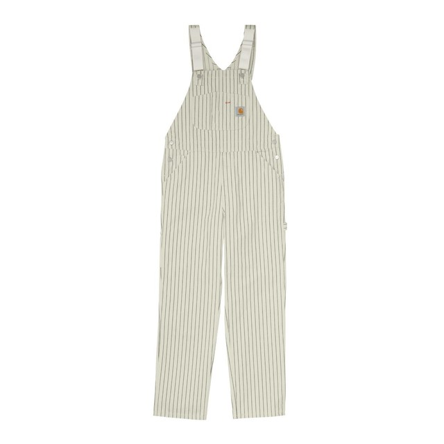 Carhartt TRADE OVERALL - Wax / Black サイズ32 人気のwhite!