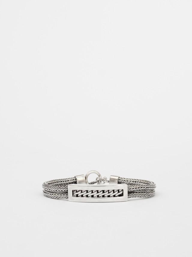 Wheat Plate Bracelet / Mexico