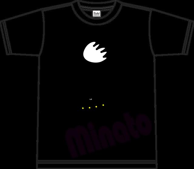名前入れ Tシャツ PANKキャラver.