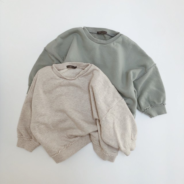 spring pullover sweat
