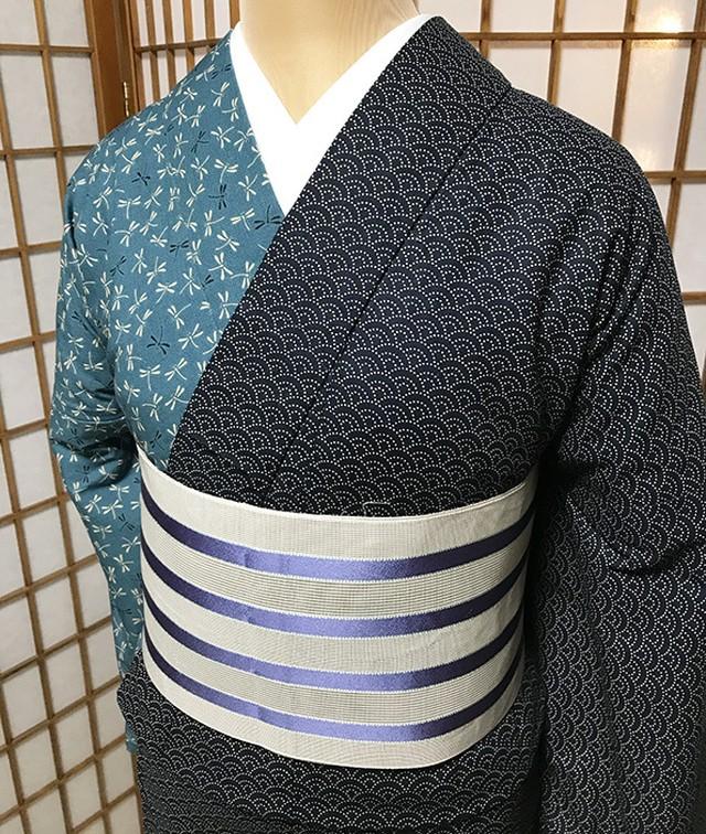 肩身変わり トンボ/桜 UK15 Lサイズ