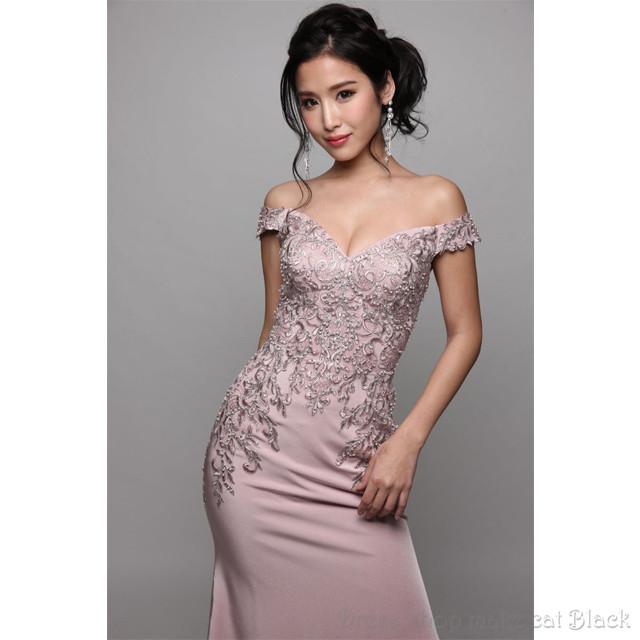 (9号) ロングドレス キャバドレス パーティー ドレス  イルマ  IRMA JEAN MACLEAN ジャンマクレーン 81237