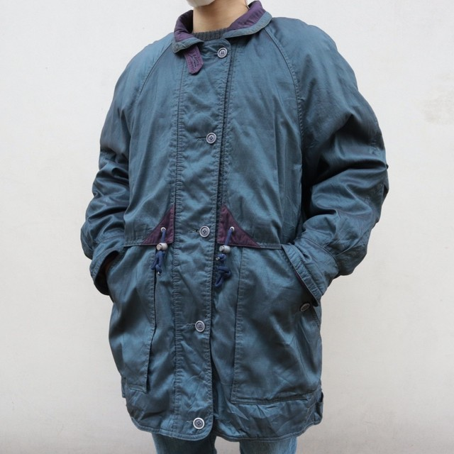 made in USA switching half coat
