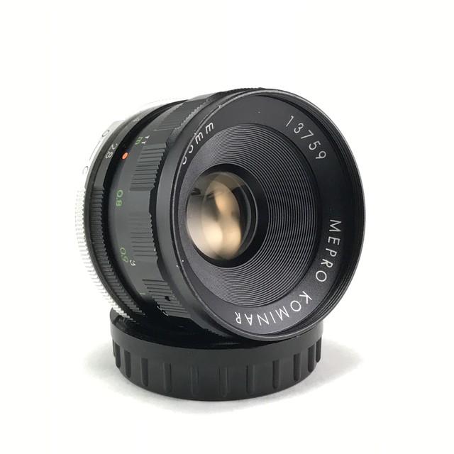 Mepro Kominar 55mm F2.8(M42)