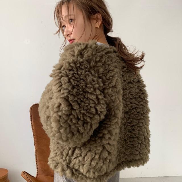 Mop knit ※11月下旬お届け予定