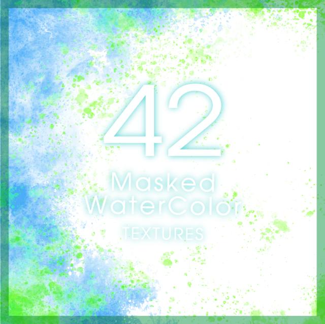 透明水彩素材集5-3