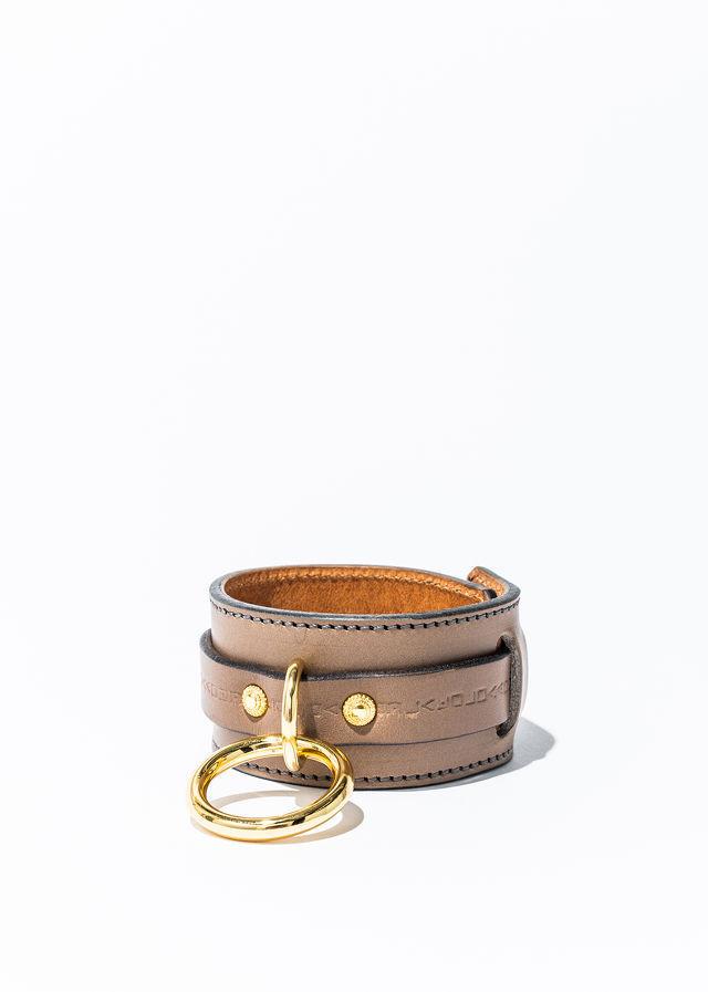 nahezu≒gleich / SID bracelet gray/gold  - メイン画像