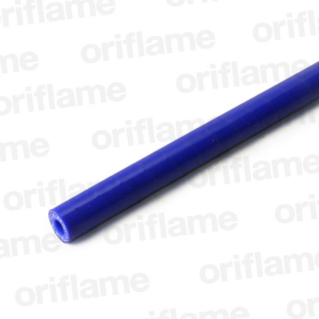 ストレートホース・内径8mm・ブルー