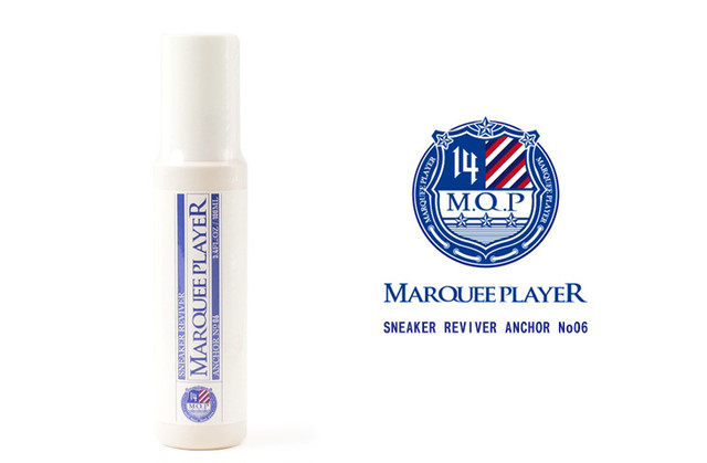 MARQUEE PLAYER (マーキープレイヤー) SNEAKER REVIVER NUMBER 6 消臭スプレー 100ml