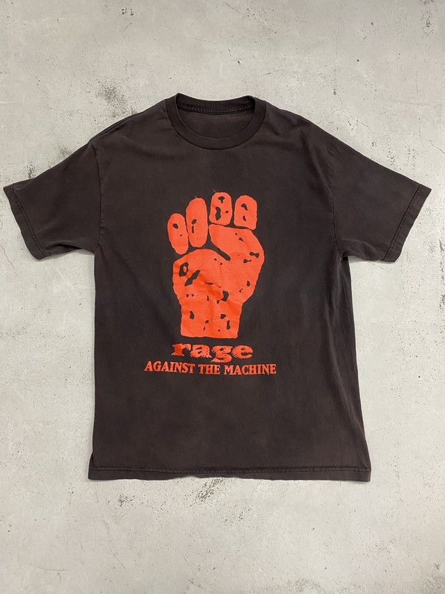 VINTAGE /  RAGE AGAINST THE MACHINE T-SHIRTS