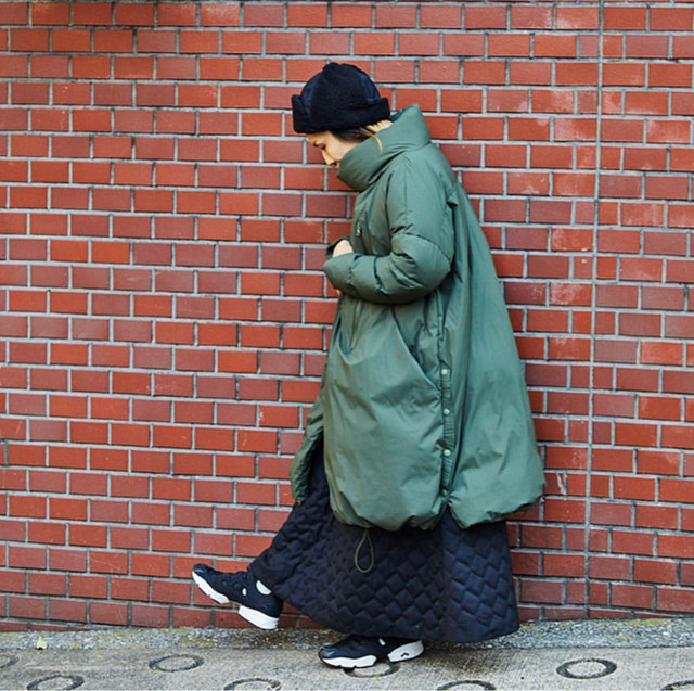 F/CE  /  FT STAND DOWN COAT WM
