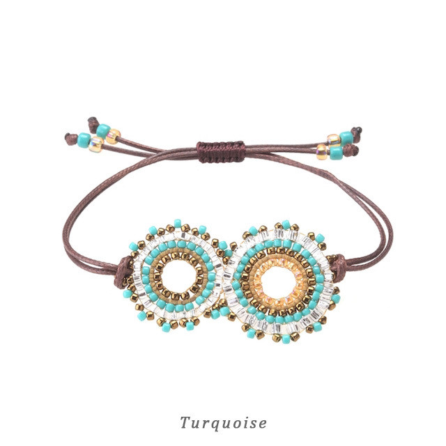 【MATSUNO GLASS BEADS】BRACELET—Treasure-B3=a