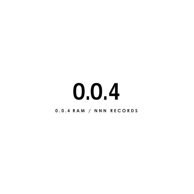 音楽CD : 0.0.4 / RAM