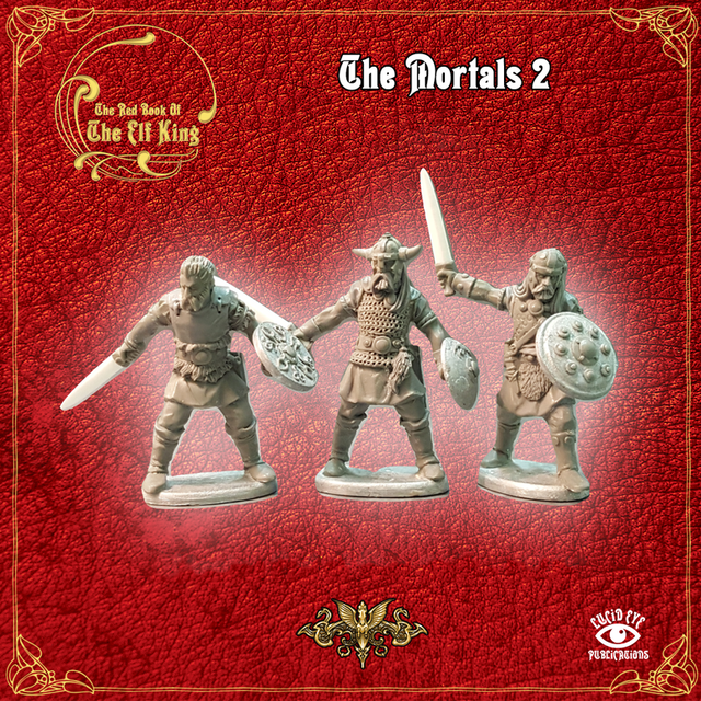 The Mortals 2 (3 figures pack)