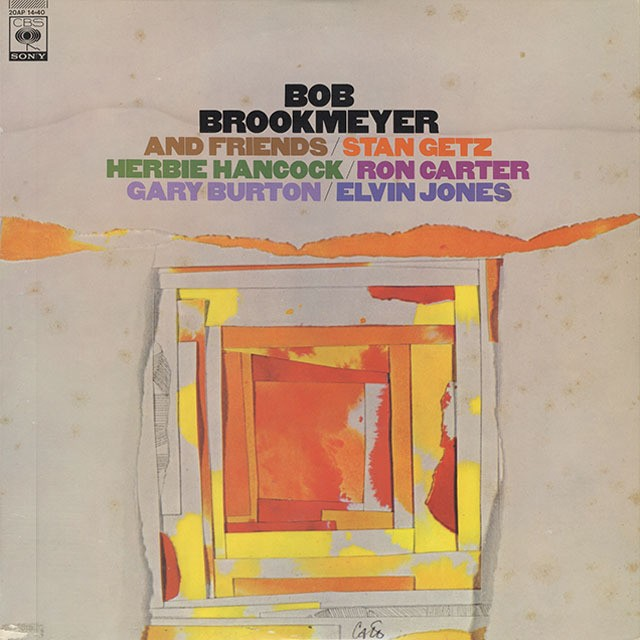 Bob Brookmeyer ‎/ Bob Brookmeyer And Friends (LP)