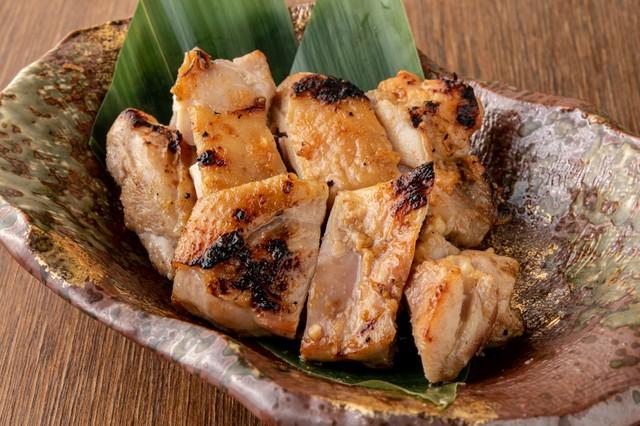 丹波あじわい鶏の西京焼